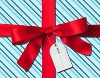FD present wrap print ad