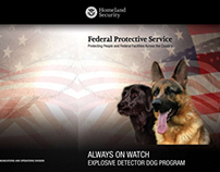 DHS: Federal Protective Service - AOW Bi-Fold