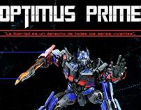 Optimus Prime-Infographics