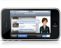 Randstad iPhone app