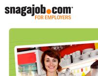 Snagajob : Ecommerce Website 2010