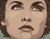 Audrey Horne of Twin Peaks
