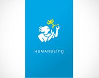Visual Identity for the HUMANBEING Co.