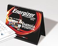 Energizer - 2013 Calendar