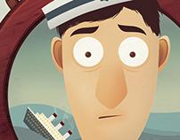 illustration sailor - hbbd company