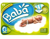 BABÁ - diaper