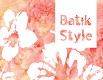 Batik Style | Poster
