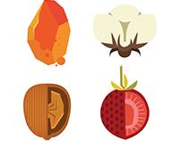 Papaya Paper Icons