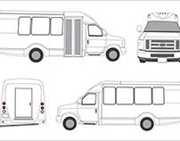 honda pioneer 1000 vehicle wrap template on behance