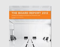 The Board Report 2012