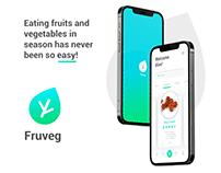 Fruveg · Brand & UX-UI Design