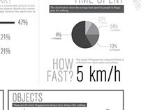 Walking Singapore Infographic