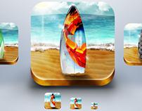 Surf iOS icon