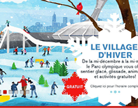 Parc Olympique - Olympic Park
