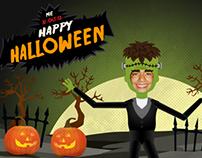 Souvenir Halloween