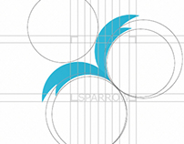 Sparrow Design Logo