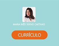 Currículo - Maria Caetano