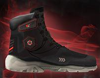 karbonhex safety shoe concept