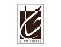 Sham coffee Logo