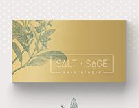 Salt + Sage Branding
