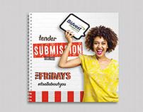 Bidvest: TGI Fridays tender