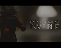"Carajo ft. Guillermo 'Walas' Cidade - ""Invisible"""