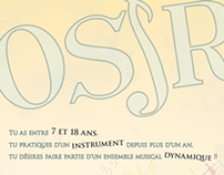 Affiches / Posters - OSJR