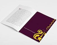 Type Specimen Book: Adobe Caslon Pro