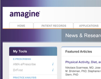 The Amagine™ Physician Portal