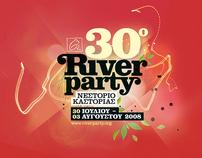 30o River Party