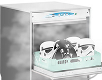 Death Star Dishwasher
