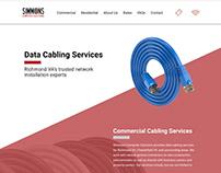 SCS | Website Design, UX Design