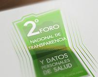 2do Foro de Nacional de Transparencia