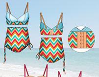 2014 CAD Swimwear Details Adobe Illustrator