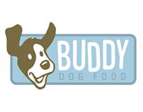 Buddy Dog Food logo