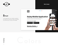 Styley web design