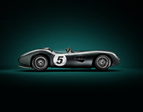 Aston Martin Legends