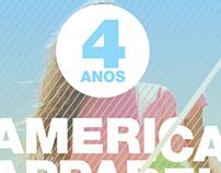 American Apparel - 4 Anos