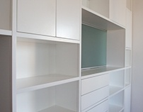 Room Divider for Midtown Apartment