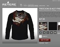Revere Collective website