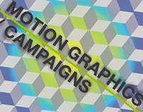 Motion Graphics / Campaign