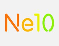 Ne10 Typeface