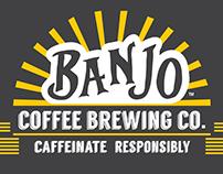 Banjo Cold Brew Signage