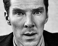 Benedict Cumberbatch for J-Magazine - Tomo Brejc