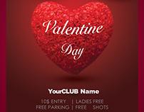 Valentine Free Flyer