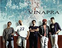 Music Album Cover Design - Vinapra