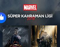 Süper Kahraman Ligi / Ad