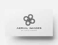 Logo design for Aerial Images by Chris Hughes