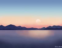 LandscapeIllustration #2