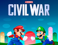 Mario Civil War